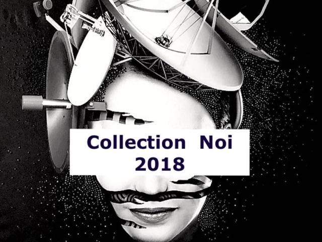 Collezione arte moderna digitale