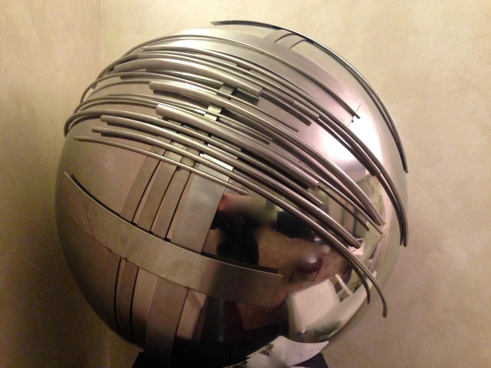 Acciaio,diametro 65cm